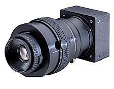 Lens + Modular Focus Tube + Basler Line Scan Camera