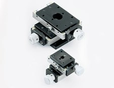 X-Y Axis Leadscrew Drive Metric Stages