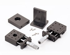 """45mm/1.75"""" Center drive stages and optional brackets"""