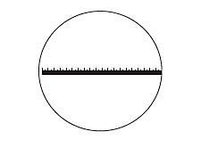 Straight Line Scale