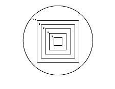 Metric Concentric Squares