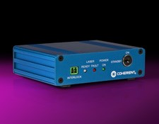 Coherent® Laser Controller with CDRH Key Lock + Power Supply, #86-878