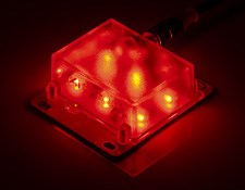 Red AI EuroBrite Spot Light