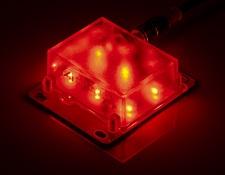 Red AI EuroBrite Spot Light