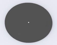 Unmounted Precision Pinhole