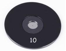 10µm Aperture Diameter, Mounted, Precision Pinhole, #56-276