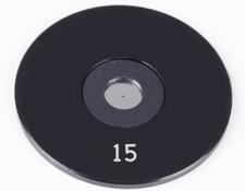 15µm Aperture Diameter, Mounted, Precision Pinhole, #56-278