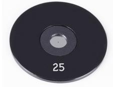 25µm Aperture Diameter, Mounted, Precision Pinhole, #56-280