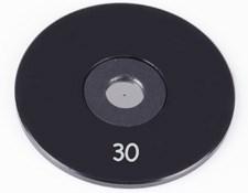 30µm Aperture Diameter, Mounted, Precision Pinhole, #84-065