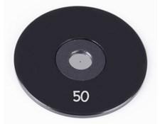 50µm Aperture Diameter, Mounted, Precision Pinhole, #56-282