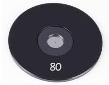 80µm Aperture Diameter, Mounted, Precision Pinhole, #84-067