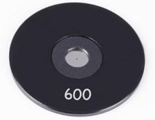 600µm Aperture Diameter, Mounted, Precision Pinhole, #56-288