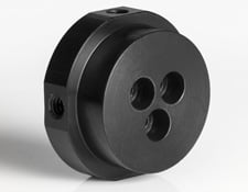 Mounting Plate for 12.7mm Diameter Off-Axis Mirrors, #34-425