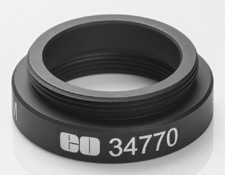 Female M22 x 0.75 to Male C-Mount Adapter, #34-770