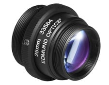 25mm Cx Series Fixed Focal Length Lens, #33-564