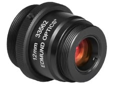 12mm Cx Series Fixed Focal Length Lens, #33-562