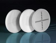 Opal Glass Reticle Targets