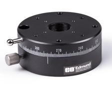 60mm Dia. Metric Rotary Stage, #55-030