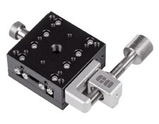 40mm, Side Drive, Solid Top Stage