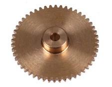 20.8mm Motorizable Iris Spur Gear, #34-518