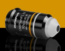Olympus UMPLFLN 10XW Objective, #34-555