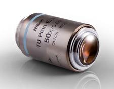 50X Nikon CFI60 TU Plan Epi ELWD, #58-518