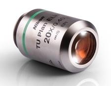 20X Nikon CFI60 TU Plan Epi ELWD, #58-517