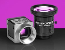 Basler ace USB 3.0 Camera with UC Series Lens (#33-300 not included)