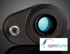 Optotune Focus Tunable Lenses 16mm Clear Aperture Hirose Connector