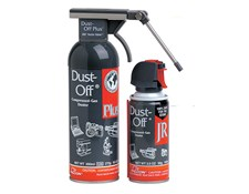 Dust-Off® products sold separately