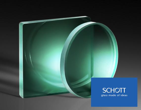 Schott KG Heat Absorbing Glass
