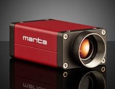 Allied Vision Manta GigE Cameras (Front)