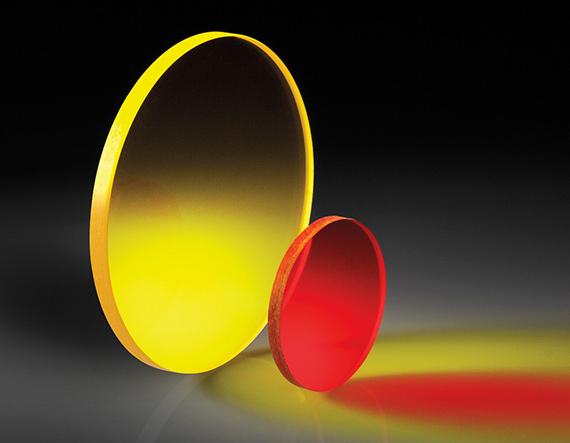 Longpass Glass Color Filters