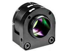 C-mount filter/polarizer assembly