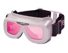 Hard Vinyl, Glass Filter Goggles