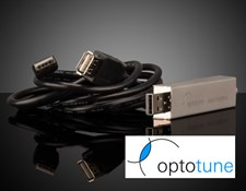 Optotune Industrial Electrical Lens Driver, #88-940