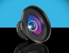 4.5mm Lens with Filter Adapter, #87-425