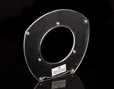 Polarizer Acessory for Adjustable LED Ring Lights, #34-866