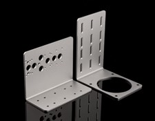 Vertical Mounting Bracket, #34-867
