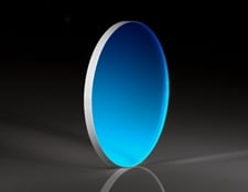 Uncoated λ/20 Fused Silica Window