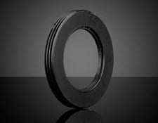 M23.2 Retaining Ring Pair for 15mm Diameter Optics, #85-559