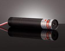 Fixed Focus DPSS Alignment Laser