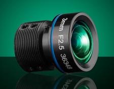 3mm FL Rugged Blue Series M12 Lens