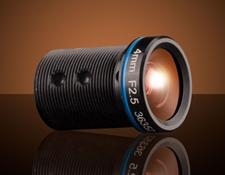 4mm FL Rugged Blue Series M12 Lens