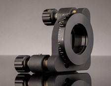 25/25.4mm Diameter Rotation Kinematic Mount, 2-Screws, #36-635
