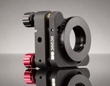 25/25.4mm Diameter Rotation Kinematic Mount, 3-Screws, #36-636