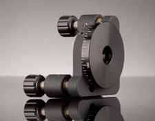 12.5/12.7mm Diameter Rotation Kinematic Mount, 2-Screws, #36-637