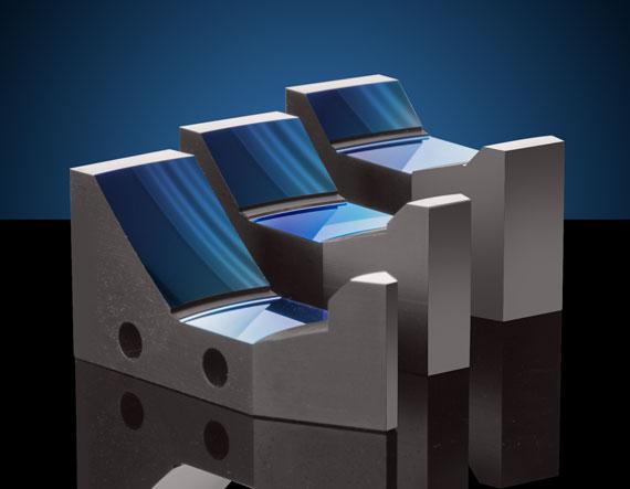 Monolithic Reflective Beam Expanders (Mark I)