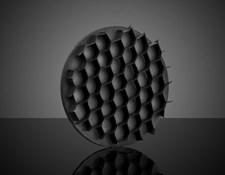 25mm Dia., Hexablack Panel, #37-831