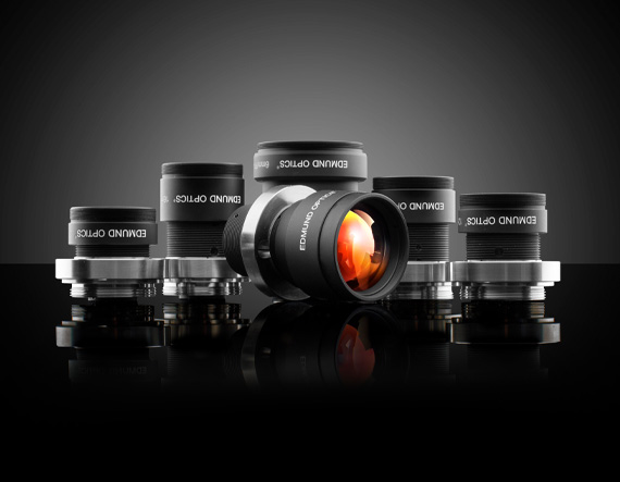 Cr Series Fixed Focal Length Lenses